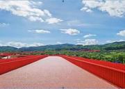 深圳光明大岭顶虹桥徒步穿越+湾岸农庄农家乐野炊一天活动方案