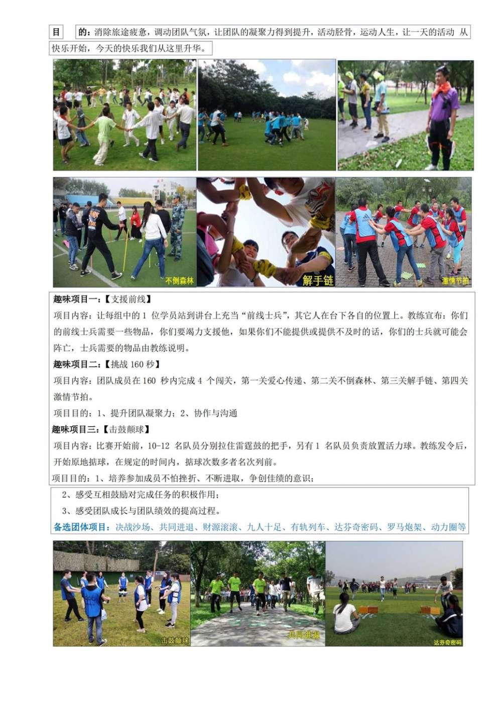 【东莞】松湖生态园野炊、趣味拓展经典一天之旅02