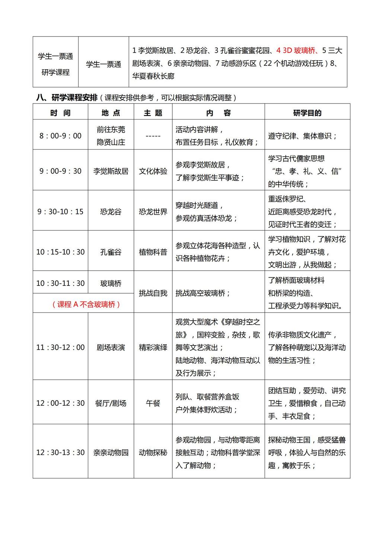东莞隐贤山庄学生研学旅行活动方案_06