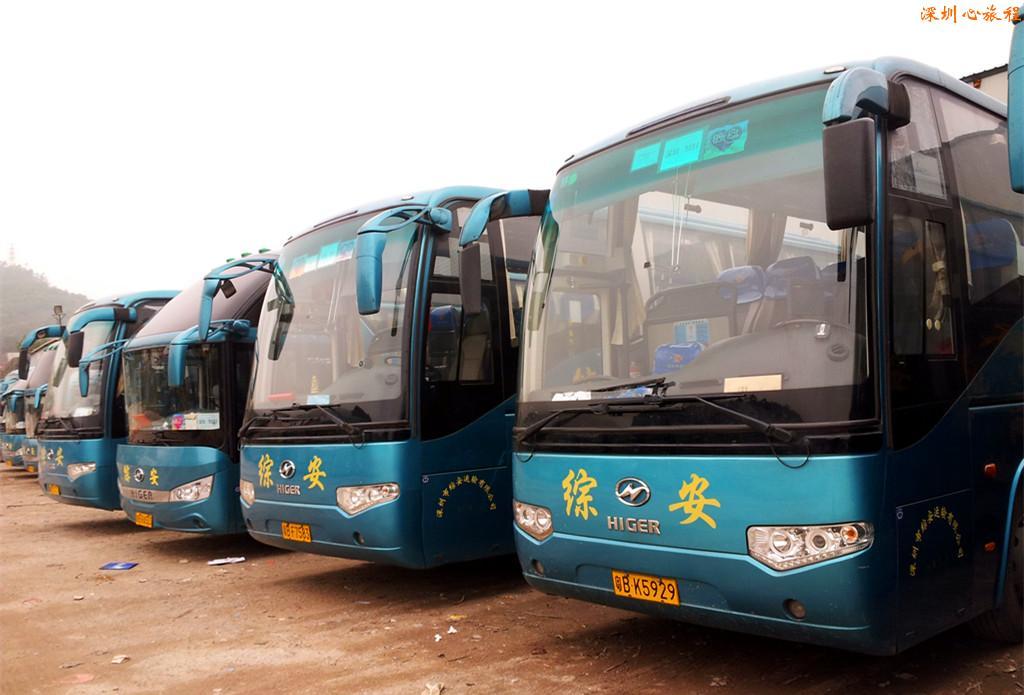 33+2座、37+2座豪华空调旅游大巴车出租