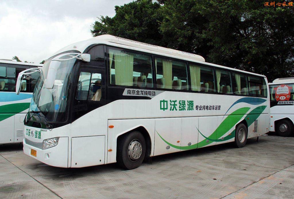 47+2座纯电动豪华旅游空调大巴车出租