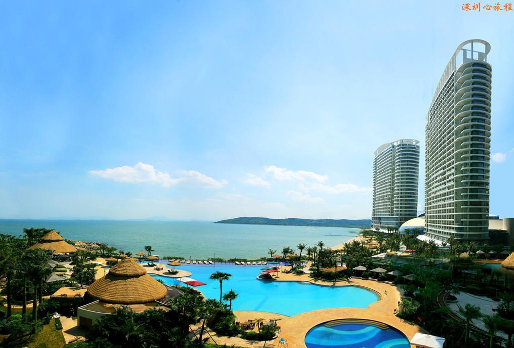 惠州巽寮湾海公园度假酒店