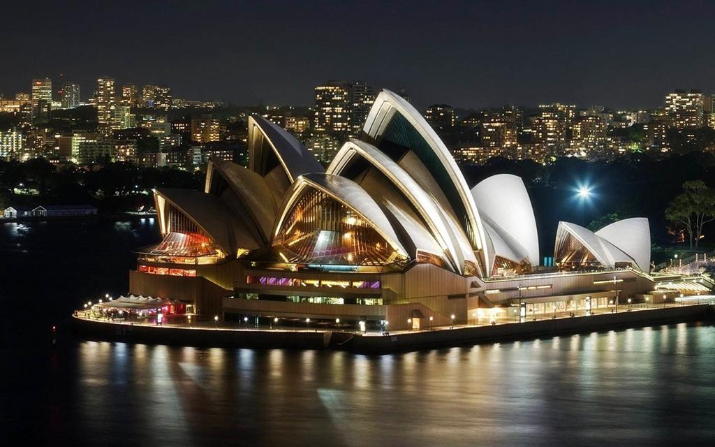 悉尼歌剧院